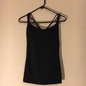Lululemon blank workout tank